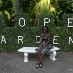Visiting Hope Gardens in Kingston