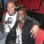 Oliver and Juliah at John Legend and Sade Concert in Seattle